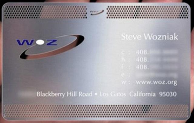 Steve Wozniak - Đồng sáng lập Apple