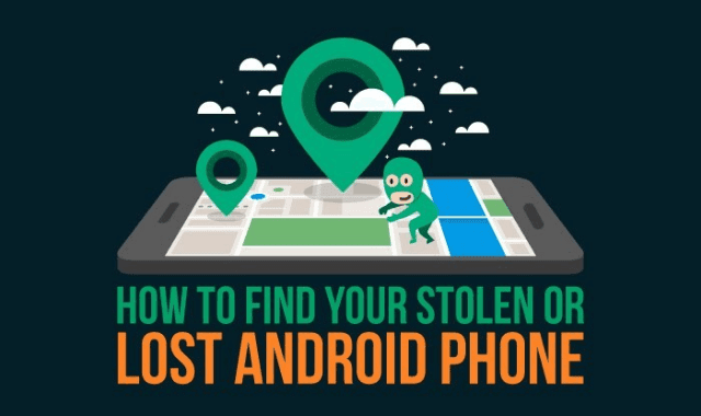 How To Find Your Stolen or Lost Android Phone