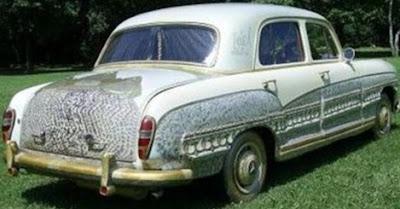 1959 Mercedes Benz 220S Muhammad Ali