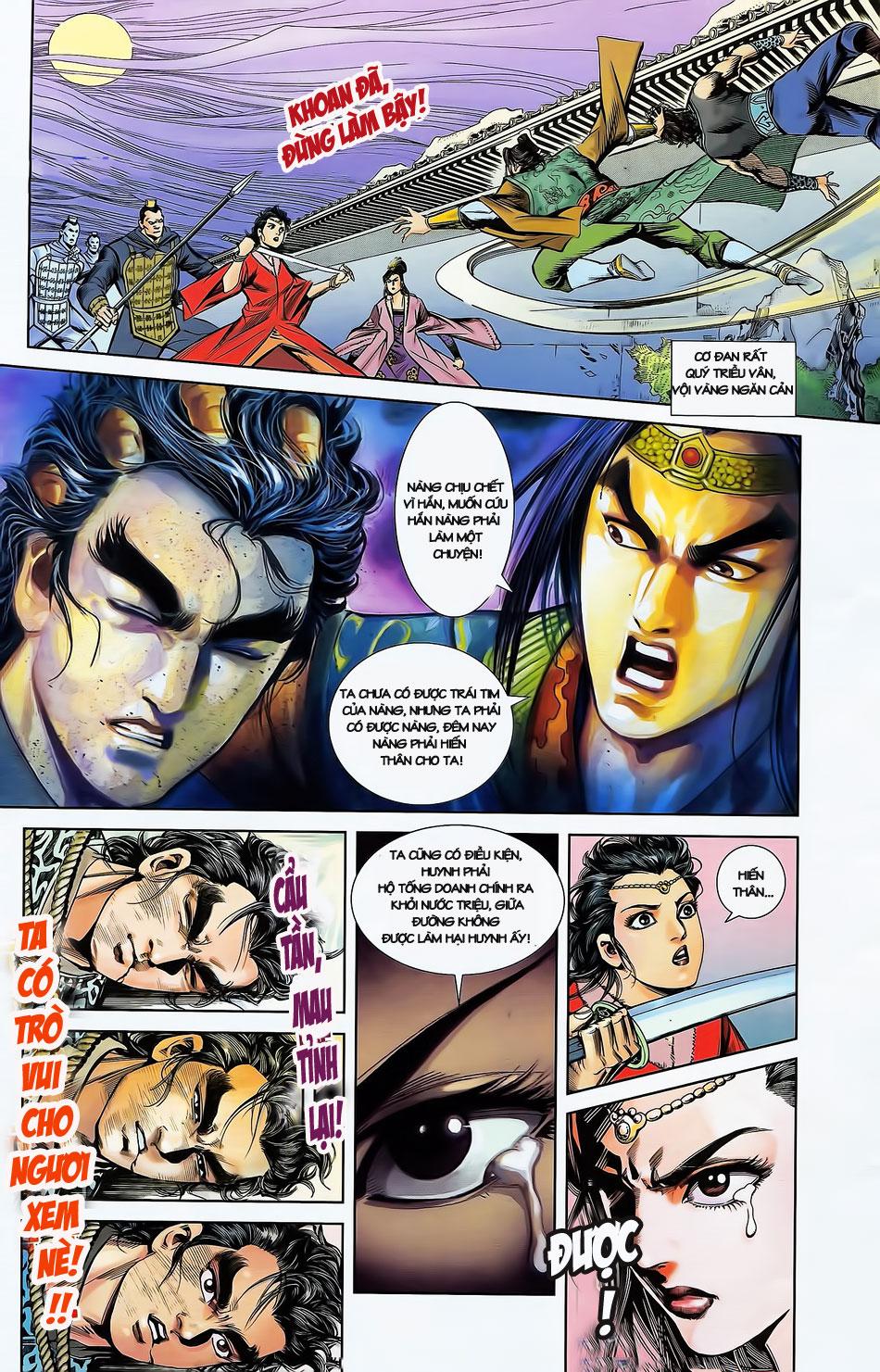 Tần Vương Doanh Chính chapter 2 trang 29