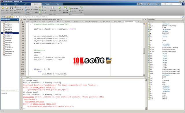 MathWorks MATLAB R2016a direct Download link