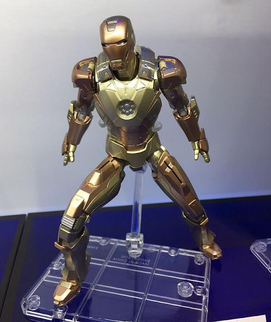 S.H.Figuarts Marvel – Iron Man MK 21 Midas
