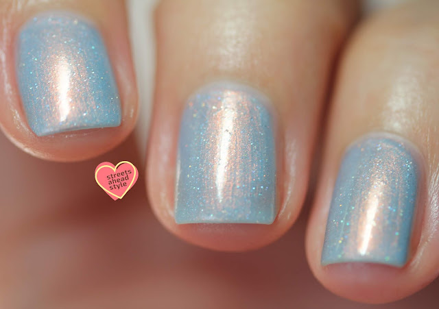 Cirque Colors Hygge swatch by Streets Ahead Style