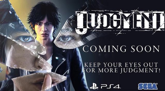 Trailer Terbaru Dari Game 'Judgement' Telah Rilis