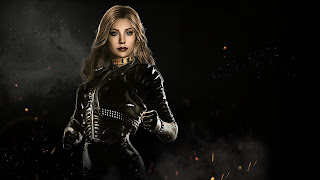 Injustice 2 Black Canary Wallpaper