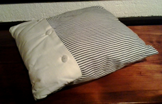 obdélníkový polštář