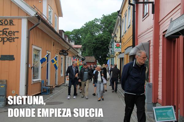 Sigtuna Suecia que ver y hacer