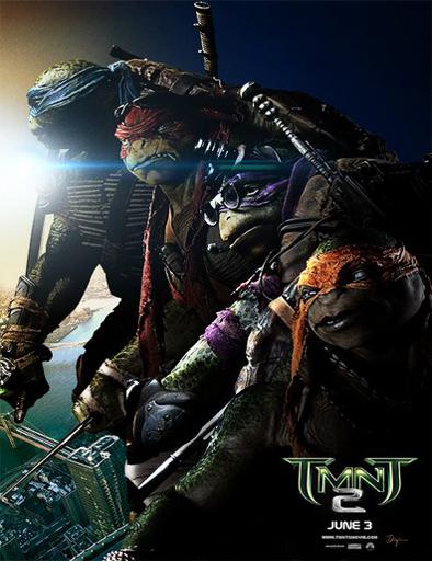 Ver Ninja Turtles: Fuera de las sombras (2016) Online