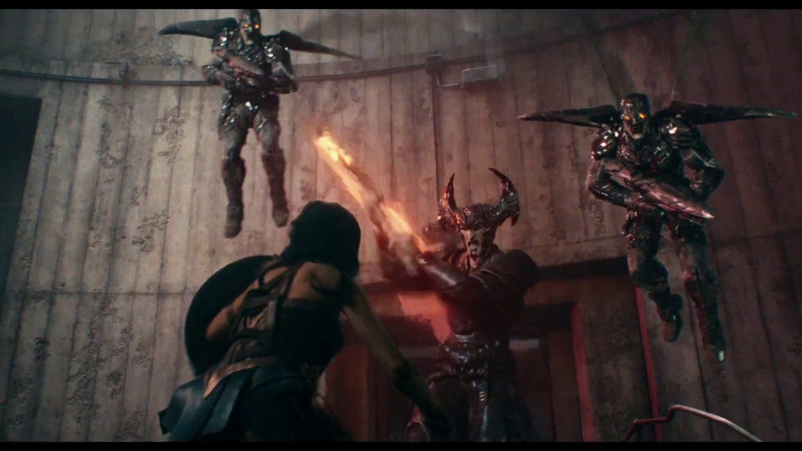 Image result for Justice LEague Movie steppenwolf