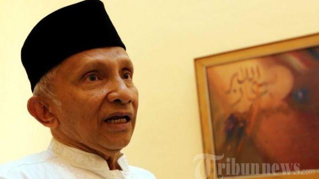 Tim Hukum dan Advokasi BPN Prabowo-Sandi Sebut Ada 300 Advokat yang Bersedia Dampingi Amien Rais