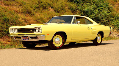 1969 Dodge Coronet Super Bee Hemi Front Left