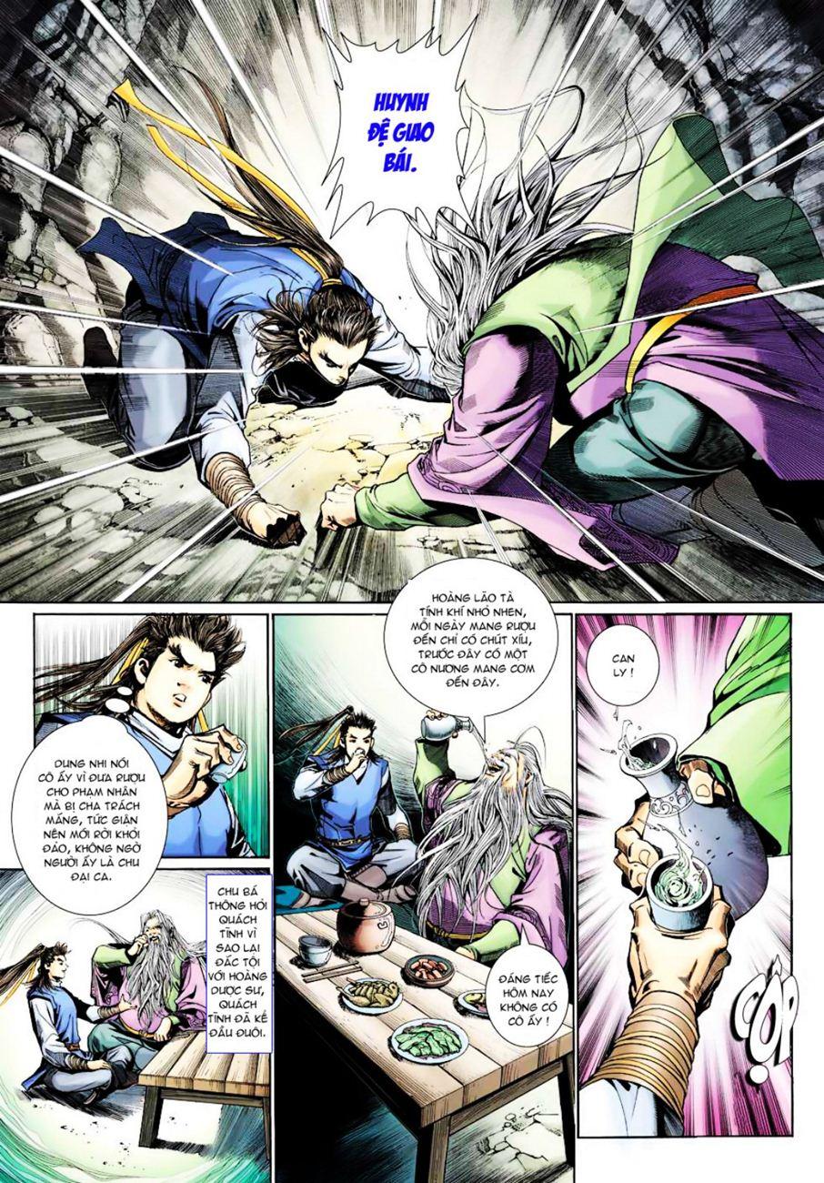 Anh Hùng Xạ Điêu anh hùng xạ đêu chap 40 trang 25