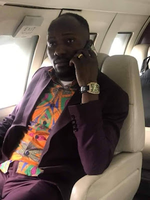 Breaking :Apostle Johnson Suleman Acquires Brand New Private Jet (See Pictures And Video)