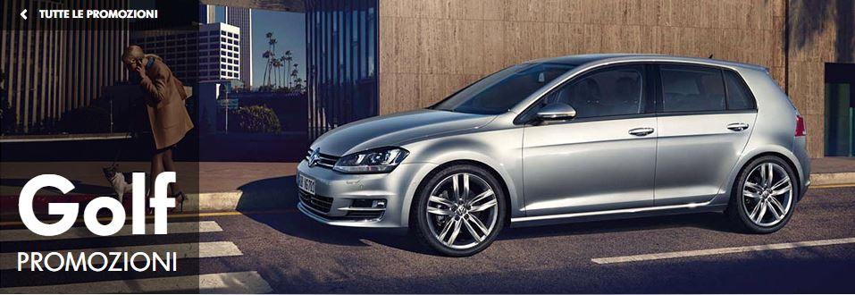 Nuova Volkswagen Golf 1.6 TDI Highline 2016 | Promozioni, offerte e incentivi Settembre 2016
