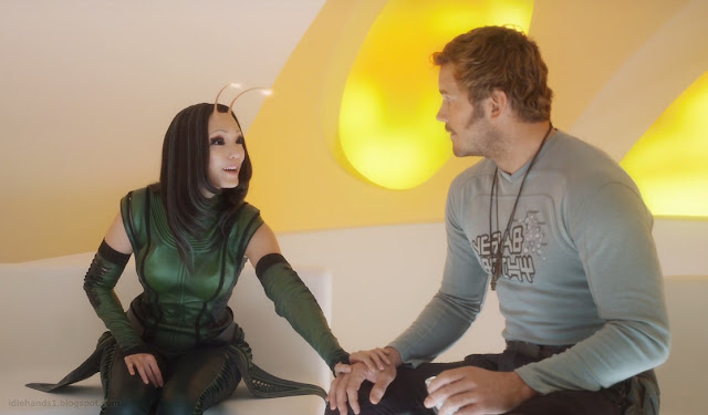 Guardians of the Galaxy Vol.2 Teaser trailer 2 Mantis and Star-Lord