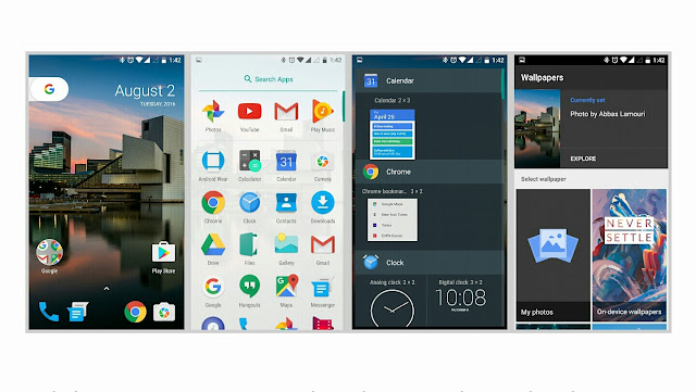Google's Nexus Launcher Available For Download Now