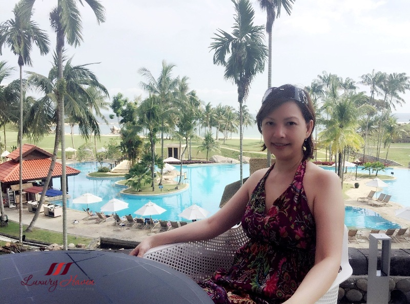singapore getaway bintan lagoon resort fiesta breakfast