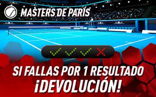 sportium Devolucion Masters París hasta 4 noviembre
