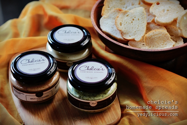 Chelsie's Homemade Spreads No Preservative Artisanal Spread and Jams Blog Review Price Contact Delivery Supplier Distributor Contact No Facebook Website Instagram Twitter YedyLicious Manila Food Blog Yedy Calaguas