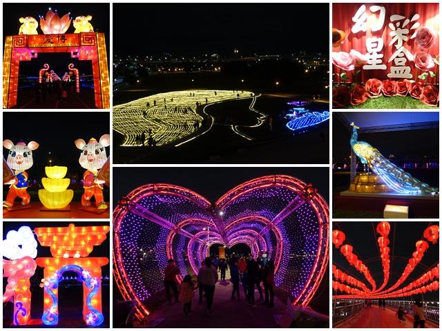2019新北市三重祈福燈會「豬褔滿滿」