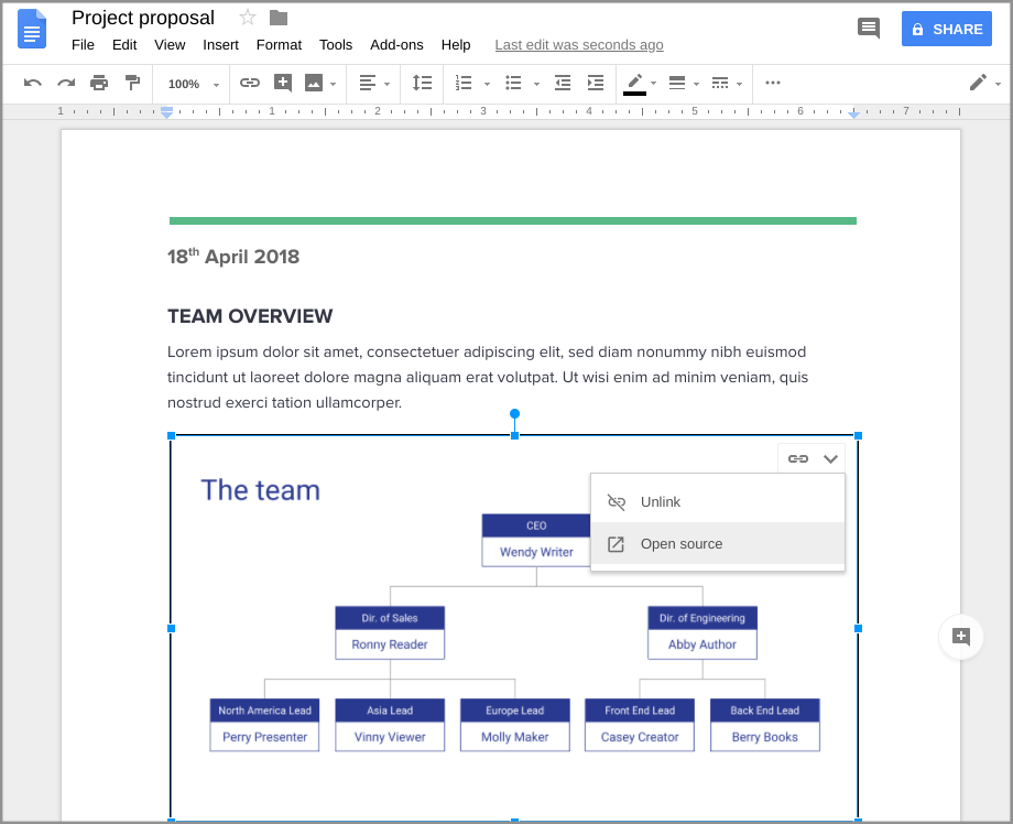 g suite updates blog new in google slides linking in docs guides