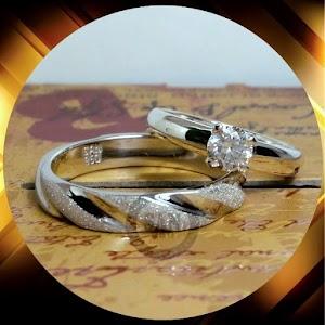cincin kawin perak p5676