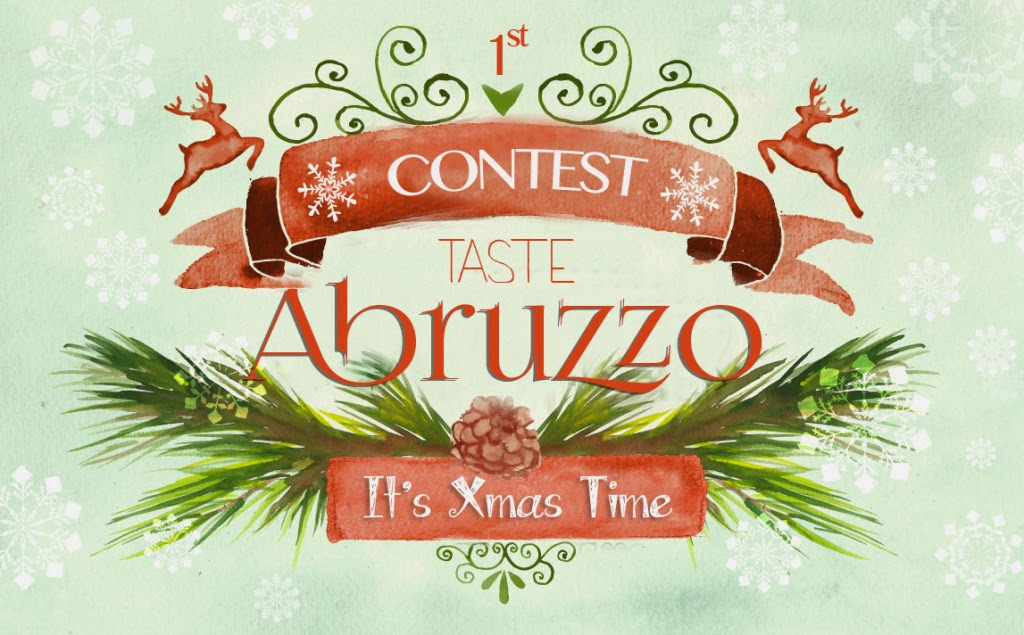 Taste abruzzo it's xmas time!