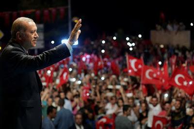 Pasca Kudeta Gagal Turki