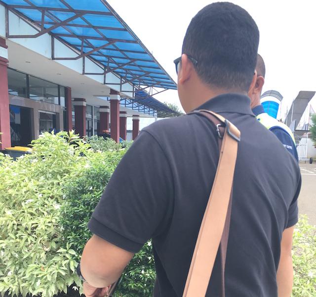 Jadi Arsitek di Bandara Mamuju Yanikmatilah Saja