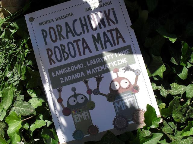 http://nk.com.pl/porachunki-robota-mata-czyli-lamiglowki-labirynty-i-inne-zadania-matematyczne/2300/ksiazka.html#.V1fSUuS83IU