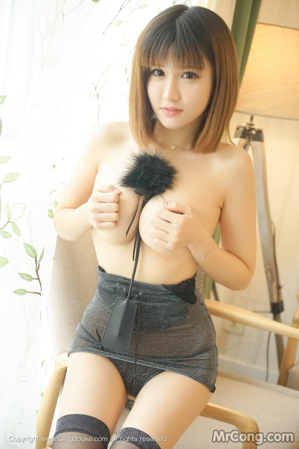 Image MrCong.com-QingDouKe-2016-11-21-K8-Aojiao-Meng-Meng-Vivian-006 in post QingDouKe 2016-11-21: Người mẫu Aojiao Meng Meng (K8傲娇萌萌Vivian) (52 ảnh)