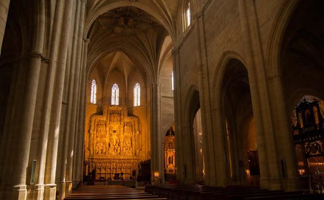 Retablo Mayor Huesca Catedral-Museo Diocesano