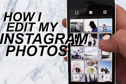 Photo Edits for Instagram Update