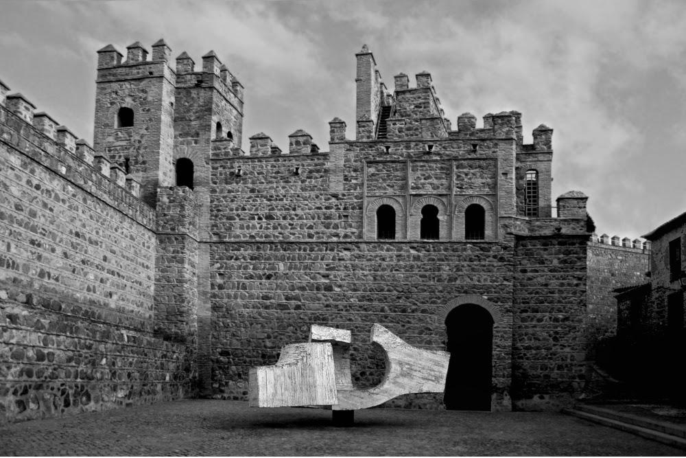 fotografía de toledo en blanco y negro, imágenes, fotos creativas, artística,