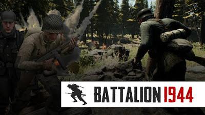 Battalion 1944 Gameplay