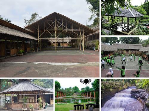 Tempat Bukber ECO Bambu Cipaku