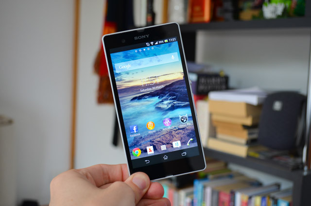 Xperia Z and Xperia ZL update new firmware (10 3 1 A 0 244) download