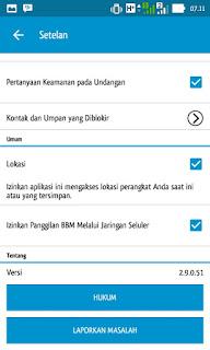 BBM BACKUP STIKER Versi 2.9.0.51