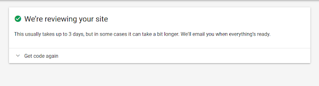 Cara Terbaru Upgrade Adsense Hosted ke Non Hosted