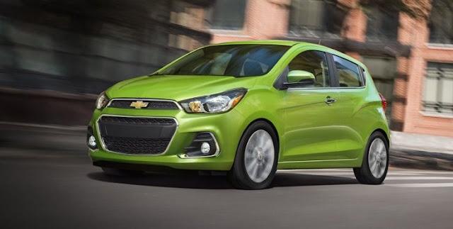 Harga dan Spesifikasi Chevrolet Spark