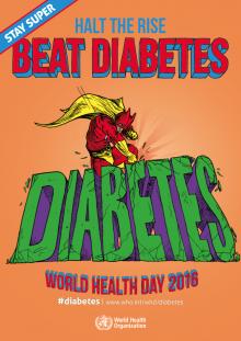 diabetes, epidemia, obesidade, sedentarismo, alimentação