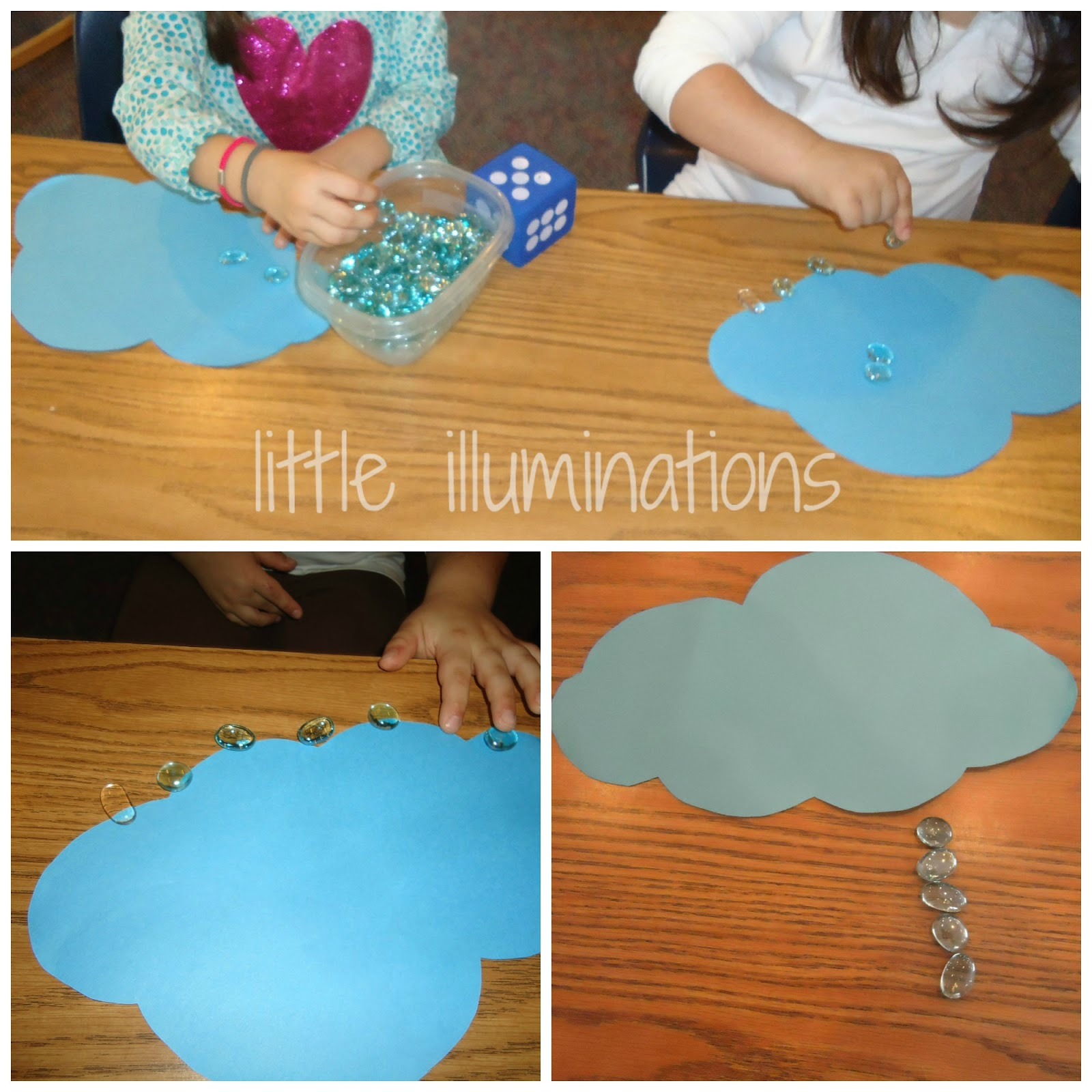 Little Illuminations Singing In The Rain Learning About Weather In Pre K