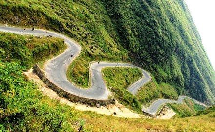 Phượt Hà Giang con đường đèo
