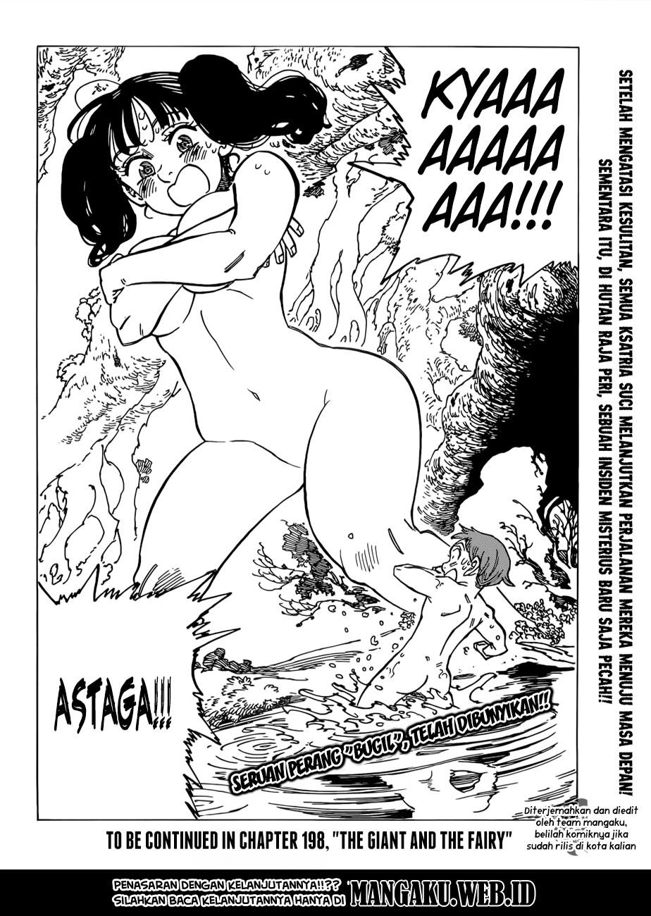 Nanatsu No Taizai: Chapter 197 - Page 21