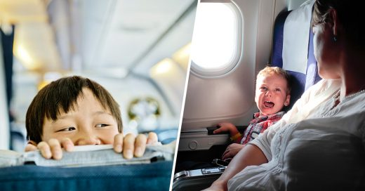 Aerolínea de India tendrá zonas sin niños en sus vuelos