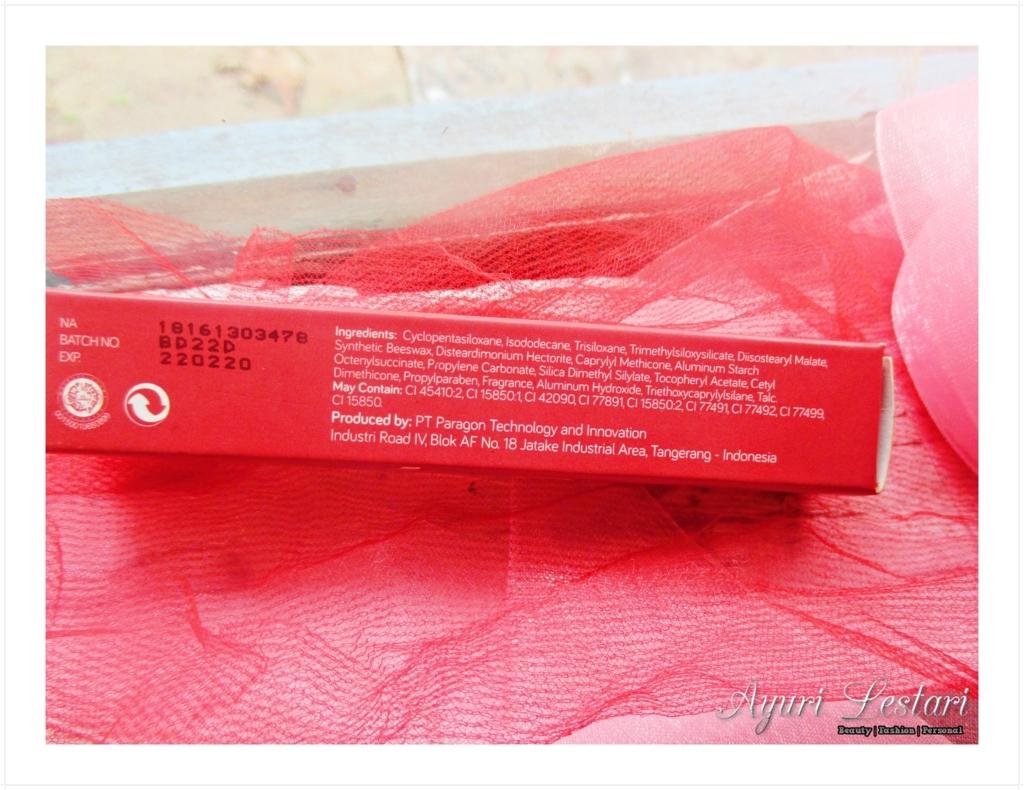 Wardah Exclusive Matte Lip Cream No. 07 Hello Rubby Review