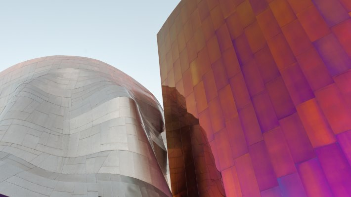 Wallpaper 2: Experience Music Project Museum