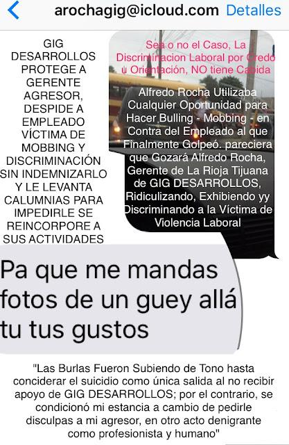 Las Sánchez Taboada, Delegación de Amplios Contrastes, tanto es la zona de La Rioja Residencial Tijuana, Coto Bahía, Colinas de California y Residencial Bonaterra Tijuana, entre otros, también es la delegación que cobija al INFONAVIT Alfapanamericano, el tecolote, la cañada verde, la 3 de octure, Residencial Los Pinos, que se caracterizan por su violencia y estado de pobreza en las que están inmersas.    Mas Muertos Calcinados Vivos, Niñas Ejecutadas, Secuestros, Homicidios a Plena Luz del Día, Narcomensajes.... y El Alcalde? Aplicando la Técnica del Avestruz, sin entrarle a la problemática, fiel al estilo cobarde y tibio que lo ha acompañado en su nada célebre carrera política y que hoy pesa como factor en contra de la delegación Sánchez Taboada