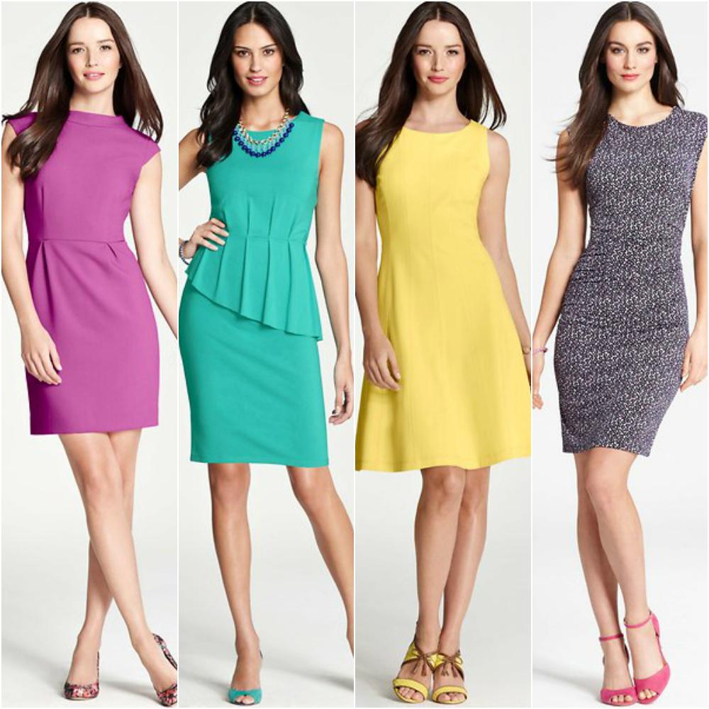 Ann taylor cocktail dresses sale