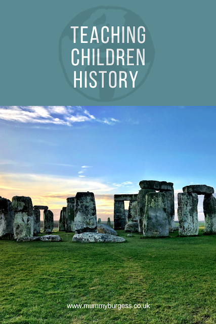 Encourage your children to fall in love with History
